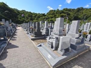 己斐城山墓苑(こいしろやまぼえん)